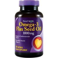 Flax Seed Oil Softgel (120капс)