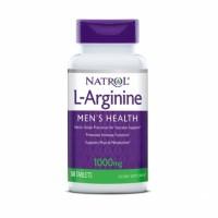 L-Arginine 1000 mg (50таб)