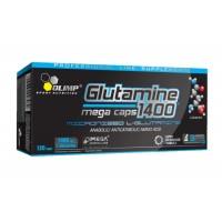 L-Glutamine Mega Caps (120капс)
