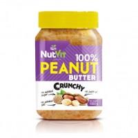 Nutvit 100% Peanut Butter (1000г)