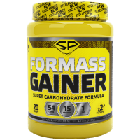 For Mass Gainer (1,5кг)