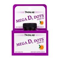 Vitamin D3 5000 Dots (100таб)
