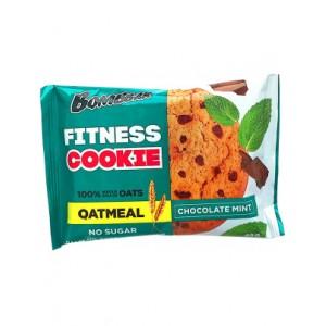 Овсяное fitness печенье Шоколад-мята (40г)